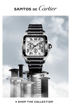 Best Watches For Men, Cool Watches, Cartier, Fashion Shoes, Mens Fashion, Hip Hop Fashion, Well Dressed Men, Beautiful Watches, Stylish Men