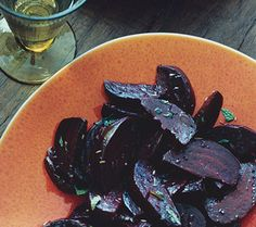Roasted Beets with Cumin and Mint — this is the EXACT recipe I wanted for thanksgiving! @Dena Rush Himes