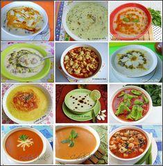 değişik çorba tarifleri