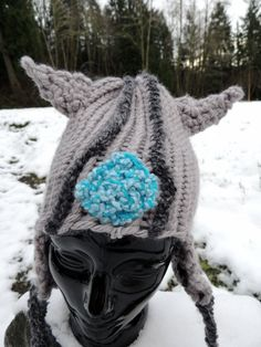 League of Legends Inspired Hat: Tryndamere. via Etsy.