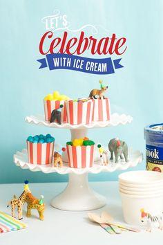 Let's Celebrate with Ice Cream!