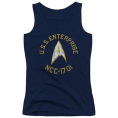 Star Trek: Original Series: Collegiate Junior Tank Top