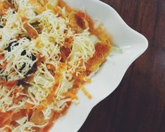 Taco salad from Iliganon.