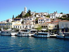 Your Complete Guide To The Finest Greek Islands To Visit This Summer - Hand Luggage Only - Travel, Food List Of Greek Islands, Greek Islands To Visit, Poros Greece, Wonderful Places, Beautiful Places, Heaven On Earth, Greece Travel, Travel Inspiration, Places To Visit