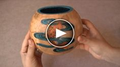 "Lots of ""How to Gourd Art"" Videos"