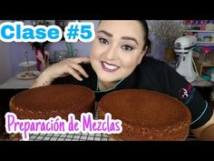 Preparación de Mezclas para Pastel 👩🍳 Clase #5 👨🍳 @clasedereposteriaenyoutube - YouTube Fondant, Fiesta Party, Cake Decorating, Pancakes, Baking, Breakfast, Youtube Gratis, Food, Diy