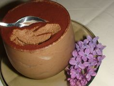 Mousse au chocolat Mousse, Chocolate Mouse, Tasty, Yummy Food, Cooking Recipes, Healthy Recipes, Eat Dessert First, Pinterest Recipes, Dessert Recipes