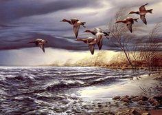 Flying geese = Kerhonkson