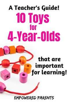 Find out what kinds of toys and equipment your children really need to develop and grow. Most of these items are found in preschool classrooms! Preschool Classroom, Preschool Learning, Toddler Preschool, Early Learning, Educational Activities For Preschoolers, Educational Toys For Kids, Motor Activities, Educational Technology, Movement Songs For Preschool