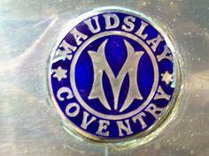 Maudslay.