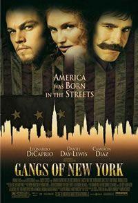Gangues de Nova York - Gangs of New york (2002)