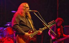 Gov't Mule Live At the Mountain Jam Festival, Hunter NY - On Qello