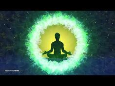 Music to Heal Your Heart Chakra based on Solfeggio Frequency. This shimmering music is apt for chakra meditation and Aura Cleansing sessions and can al. Chakra Meditation Music, Meditation Musik, Reiki Music, Guided Meditation, Meditation Youtube, Meditation For Beginners, Meditation Techniques, Healing Heart, Sound Healing