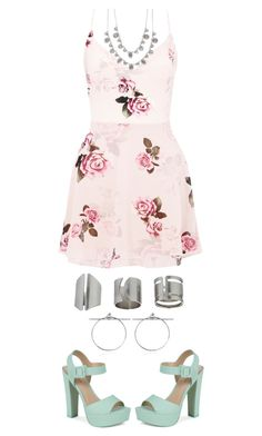 """""""1107."""" by adc421 ❤ liked on Polyvore featuring Call it SPRING, Lipsy, Givenchy and Topshop"""
