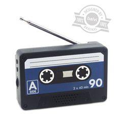 Radio Play magnetic 2xAAA - Balvi