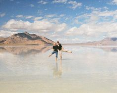Bonneville Salt Flats, 2005