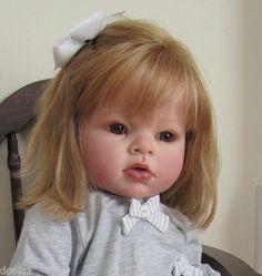 Nancy's Lil Darlings Custom Toddler -ARIANNA SCHICK U pick hair, eyes,gender | eBay