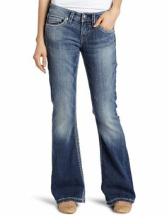 Silver Jeans Juniors Plus-Size Tuesday Mid Straight | New top ...