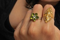 Have you inherited any jewellery from a relation?