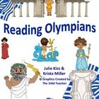 Teaching roots (prefixes/suffixes) empowers all levels of learners!!  You will be AMAZING at what root instruction will do your your students!  AND--roots are in the Common Core K-8!  Reading Olympians teaches 100 roots in a fun and engaging way!!!