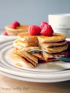 Protein filled Oat Pancakes