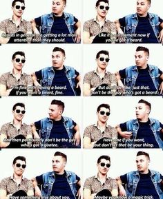 Preach it alex and matt. These bearded/hipster men. LOL.                                                                                                                                                                                 More