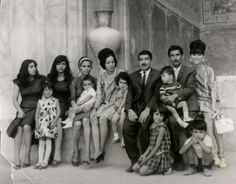 frm Iran fashion - between the veils 1936-1979 via The Guardian