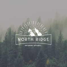Rugged Logo Design.