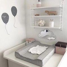 Baby Boy Room Decor, Baby Room Design, Baby Bedroom, Baby Boy Rooms, Nursery Room, Girl Nursery, Kids Bedroom, Nursery Modern, Nursery Neutral