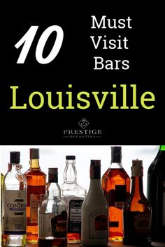 10 Must-Visit Bourbon Bars in Louisville Finding amazing bourbon bars in Louisville has become a sp Farmhouse Light Fixtures, Farmhouse Lighting, Rustic Lighting, Lighting Ideas, Bourbon Bar, Bourbon Drinks, Rustic Home Interiors, Vintage Farmhouse, The Prestige