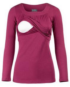 """""""Fall breastfeeding outfit"""" by milk & baby a nursing wear boutique! www.milkandbaby.com"""