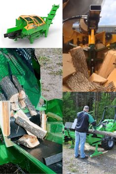 Firewood processors produce between 1 and 15 or more full cords of wood per hour. In this article, we discuss several of the best firewood processors available for purchasing online in 2021. Best Circular Saw, Circular Saw Blades, Hydraulic Chainsaw, Firewood Processor, Types Of Saws, Gardening Tools, Cords, Good Things, Ropes