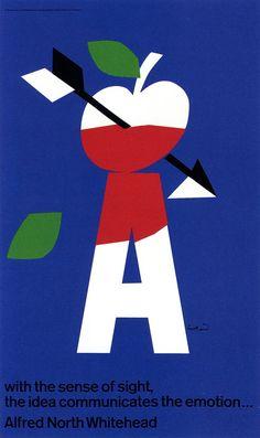 Paul Rand / Advertising Typographers Association