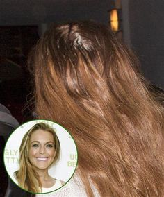 Britney Spears' stringy strands, plus more celebs with bad hair extensions Bad Hair Extensions, Regina George, Lindsay Lohan, Damaged Hair, Celebs, Celebrities, Britney Spears, Weave, Going Out