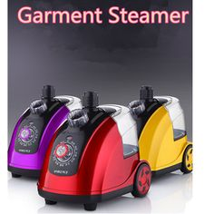 Garment Steamer Fast Steam Up Vertical Clothes Steam Generator Anti Dry Burning Stainless Steel Steamer. Category: Home Appliances. Laundry Appliances, Home Appliances, Iron Steamer, Steam Generator, Steam Iron, Cool Things To Buy, Stainless Steel, Garment Steamers, Clothes