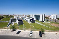 Galería - Escuela Superior de Tecnología de Barreiro / ARX Portugal - 1