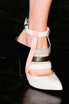 The best catwalk shoes from New York Fashion Week: Spring/summer 2015 | Fashion, Trends, Beauty Tips & Celebrity Style Magazine | ELLE UK