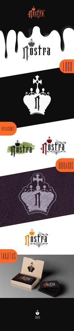 Nostra (Marca de Ropa) #GrafikandoIdeas