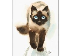 Watercolors by Maria Stezhko by CMwatercolors on Etsy