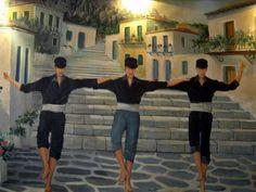 Sirtaki Classical Period, Classical Art, Greek Dancing, Hellenistic Period, Minoan, Music Songs, Greece, Instrumental, Poster