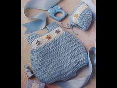 Newborn Crochet Patterns Easy Quick Crochet Pattern Baby Infant Bubbles Romper and Bonnet sz … Crochet Romper, Crochet Bebe, Crochet Baby Clothes, Crochet For Boys, Newborn Crochet, Knit Crochet, Crochet Baby Outfits, Mode Crochet, Crochet Gratis