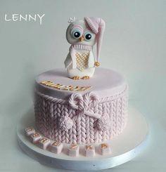 Sovička:-) torta, zvieratká