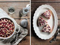 Fresh Strawberry Cake by pastryaffair, via Flickr