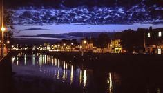 Dublino - Il fiume di notte