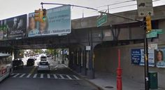Ridgewood Queens This Is Where Cypress Ave Joins Into