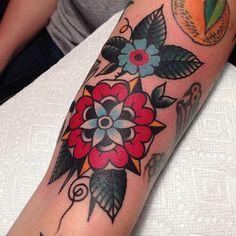 Austin Maples, Idle Hand Tattoo San Francisco @Austin Maples