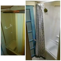 Photo Image RV Bathroom Remodel The Shower Nurse Barb Blog Before and after pictures products