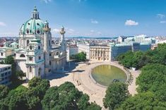 Big on Baroque - from the Vienna Tourist board