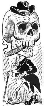 Jose Guadalupe Posada's Images Of Death