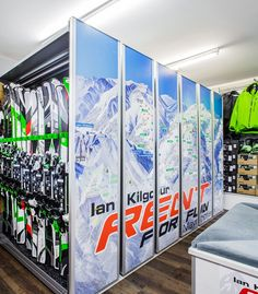 Austria Ski Rental, Winter, Lockers, Skiing, Divider, Interior, Projects, Room, Mountaineering